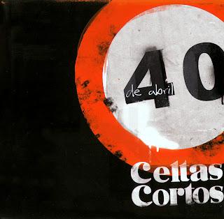 Celtas Cortos 40 De Abril caratulas portada