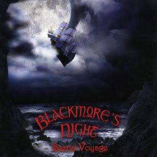 Blackmores Night Secret Voyage caratula ipod portada tapa