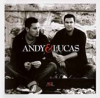 Andy y Lucas caratulas del nuevo disco Con Los Pies En La Tierra, portada, arte de tapa, cd covers