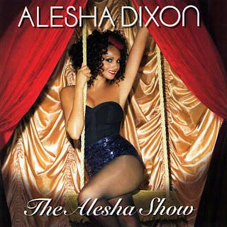 Alesha Dixon The Alesha Show caratulas del nuevo disco, portada, arte de tapa, cd covers, videoclips, letras de canciones, fotos, biografia, discografia, comentarios, enlaces, melodías para movil