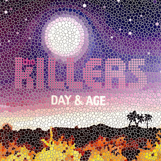 The Killers Day & Age caratulas del nuevo disco, portada, arte de tapa, cd covers, videoclips, letras de canciones, fotos, biografia, discografia, comentarios, enlaces, melodías para movil