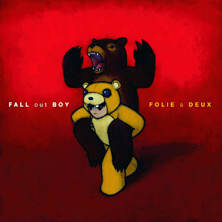 Fall Out Boy Folie A Deux caratulas del nuevo disco, portada, arte de tapa, cd covers, videoclips, letras de canciones, fotos, biografia, discografia, comentarios, enlaces, melodías para movil Deluxe Edition