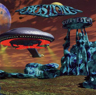 Boston Greatest Hits (1997), caratula, portada
