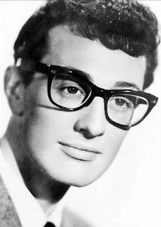 Buddy Holly fotografía y biografía de Charles Hardin Holley en caratuleo.com