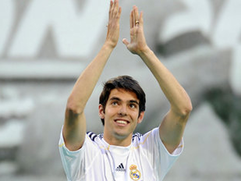 Milan Kaka to Real Madrid