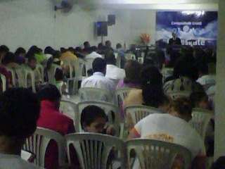 Comunidade Cristã/ S.Caetano