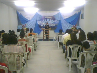 Comunidade Cristã/ Caruaru