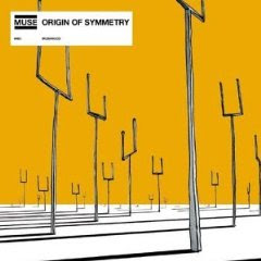 Muse - Origin Of Symmetry (album cover)