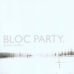 Bloc Party - Silent Alarm (album cover)