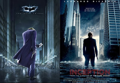 The Dark Knight vs Inception