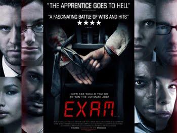 Exam (film poster)