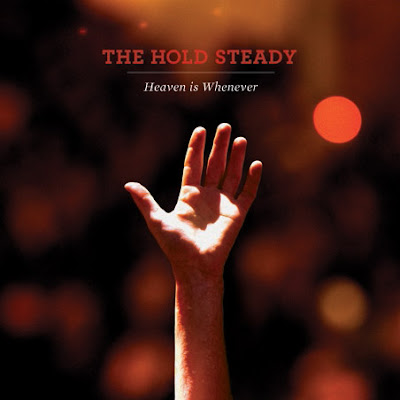 The Hold Steady - Heaven Is Whenever (album artwork)