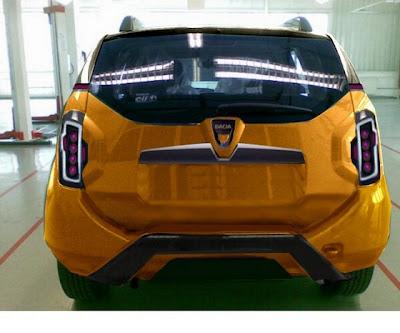 Dacia SUV tuning