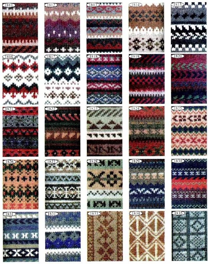 Вязанные пуловеры на спицах с ассиметричной полосой