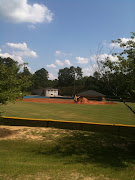Work has begun on baseball field. If you didn't know, the baseball and .