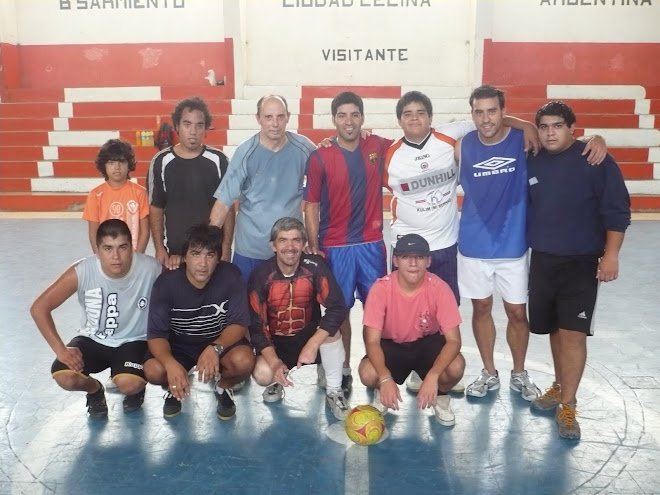 VETERANOS Y JUVENILES 2010
