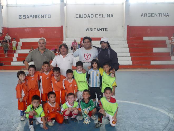 AMISTOSO CEF 3 2004/2005