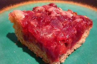 Cranberry Nut Coffee Cake