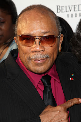 Quincy Jones Says
