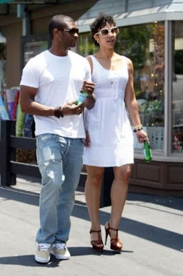 usher dating grace miguel