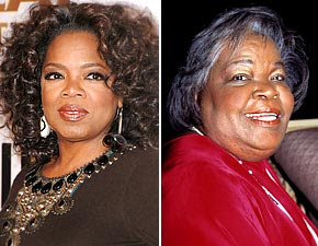 oprah winfrey mother