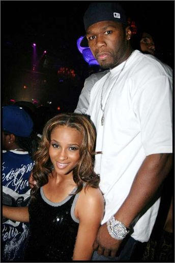 Who is 50 cent dating right now 2011