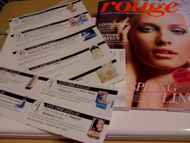 Crystal Wants To Share Rouge Magazine