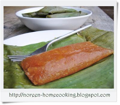 Home Cooking Blog Kuih Lepat Ubi Resepi