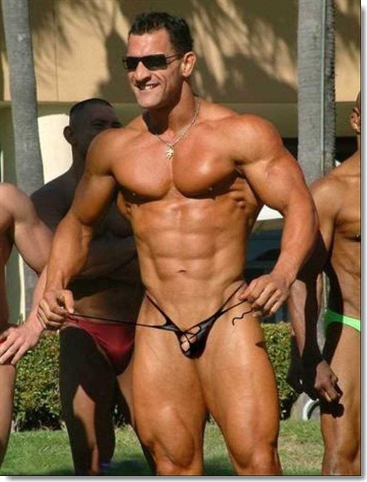 Entertaining message Nude male bodybuilding poses