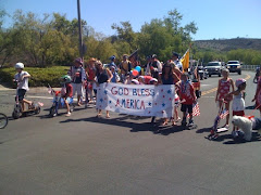Coto de Caza 4th of July Parade!