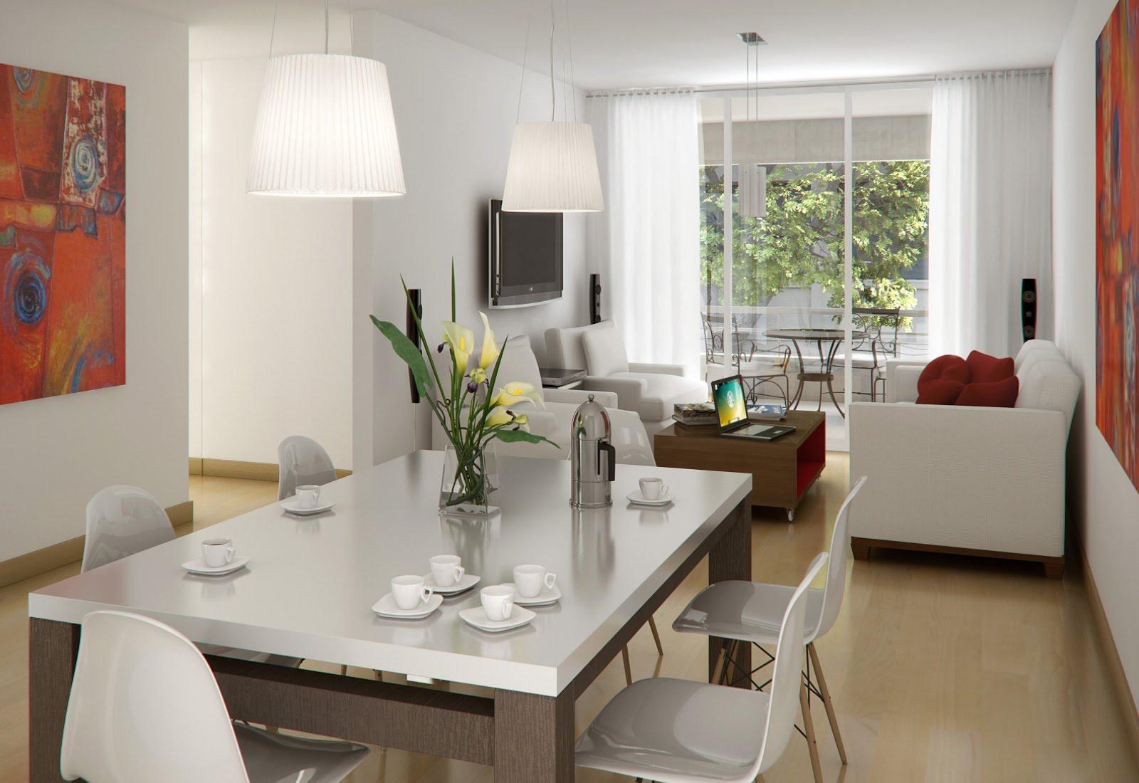 Claudio gabriel escobar 3d 2d arquitectura y render for Cocina de comedor