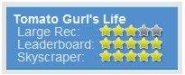 Nuffnang   Rating Star Iklan Blog Cik Tom