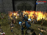 Kingdom Heroes 2, pc, game, screen