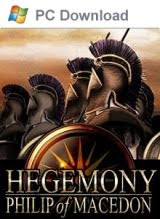 Hegemony, Philip of Macedon, game screen, box, art