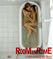 Room in Rome, movie, poster