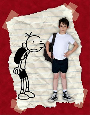 Diary of a Wimpy Kid, movie, poster, new