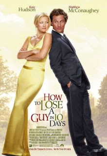 How to Lose a Guy in 10 Days, movie, dvd, romance
