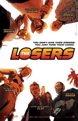 The Losers, movie, film, action