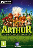 Arthur and the Revenge of Maltazard, video, game, pc