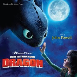 How to Train Your Dragon, Movie, Soundtracks, cd, cover, album, art, box, music, song