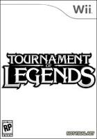 Tournament of Legends, game, nintendo, wii, box, art, cover, image