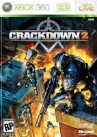 Crackdown 2, game, video, image, screen, cover