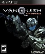 Vanquish, game,ps3, screen, box, art, cover