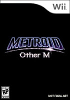 Metroid: Other M, game, cover, screen, box, art