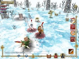Pocket Legends, game, screens, images
