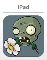 Plants vs. Zombies HD, game, apple, ipad, image, screen