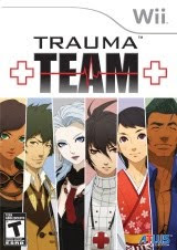 Trauma Team, nintendo, wii, game, video