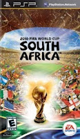 2010 FIFA World Cup South Africa, sony, psp, screen, image, box, art, cover