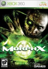 MorphX, xbox, game, box, art, image, screen, screenshot
