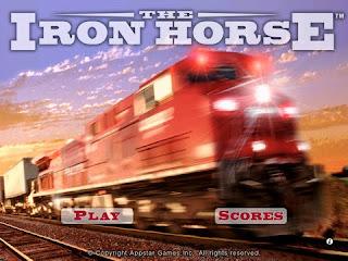 The Iron Horse. iphone, ipad, game, screen, image, screenshot
